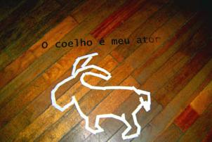 O coelho é meu ator - 2004