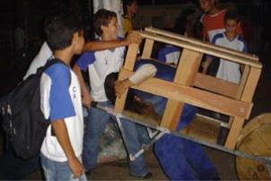 Turnê Projeto Palco Giratório - Rio Branco, Acre, 2004