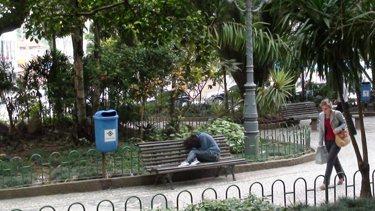 29/07/2011 - Praça XV de Novembro