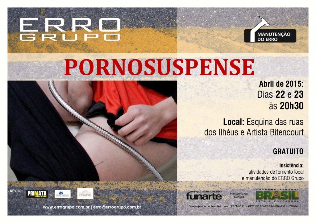 Pornosus cartaz web