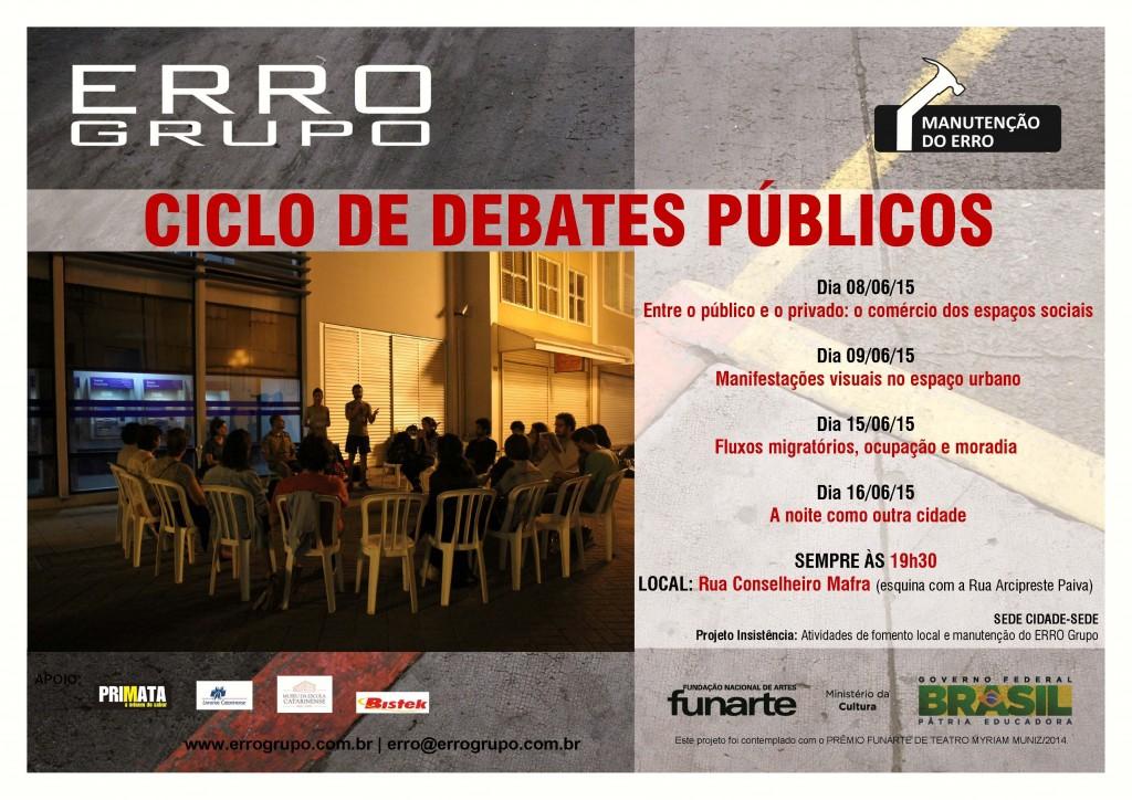 cartaz_3o._debates FOI